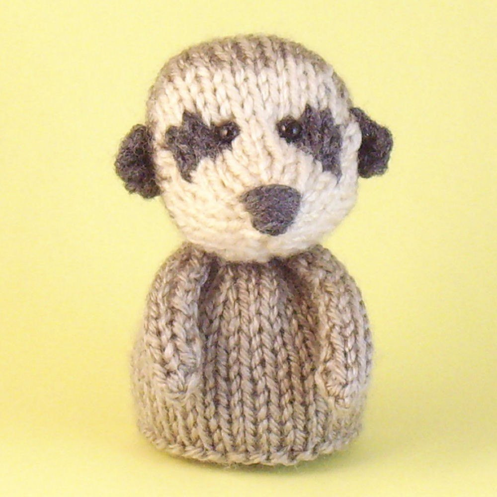 Knitting Patterns toys Best Of Meerkat toy Knitting Pattern Pdf Of Amazing 41 Models Knitting Patterns toys