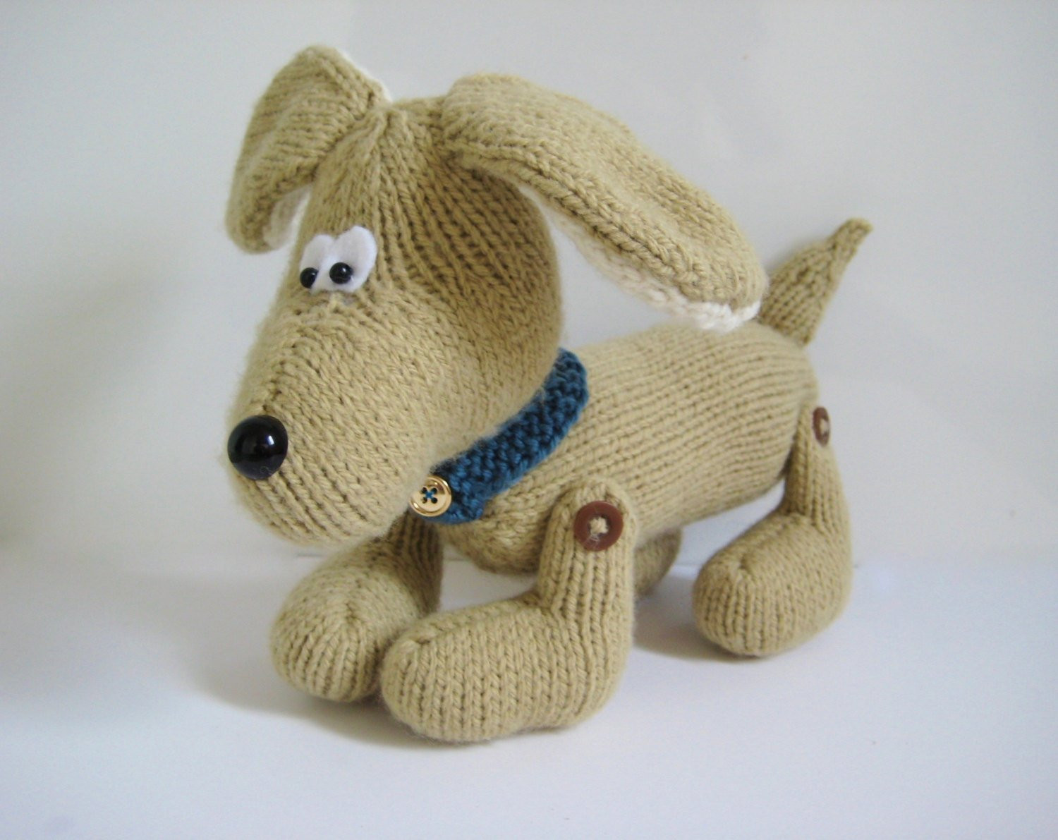 Knitting Patterns toys Elegant Biscuit the Dog toy Knitting Pattern Of Amazing 41 Models Knitting Patterns toys