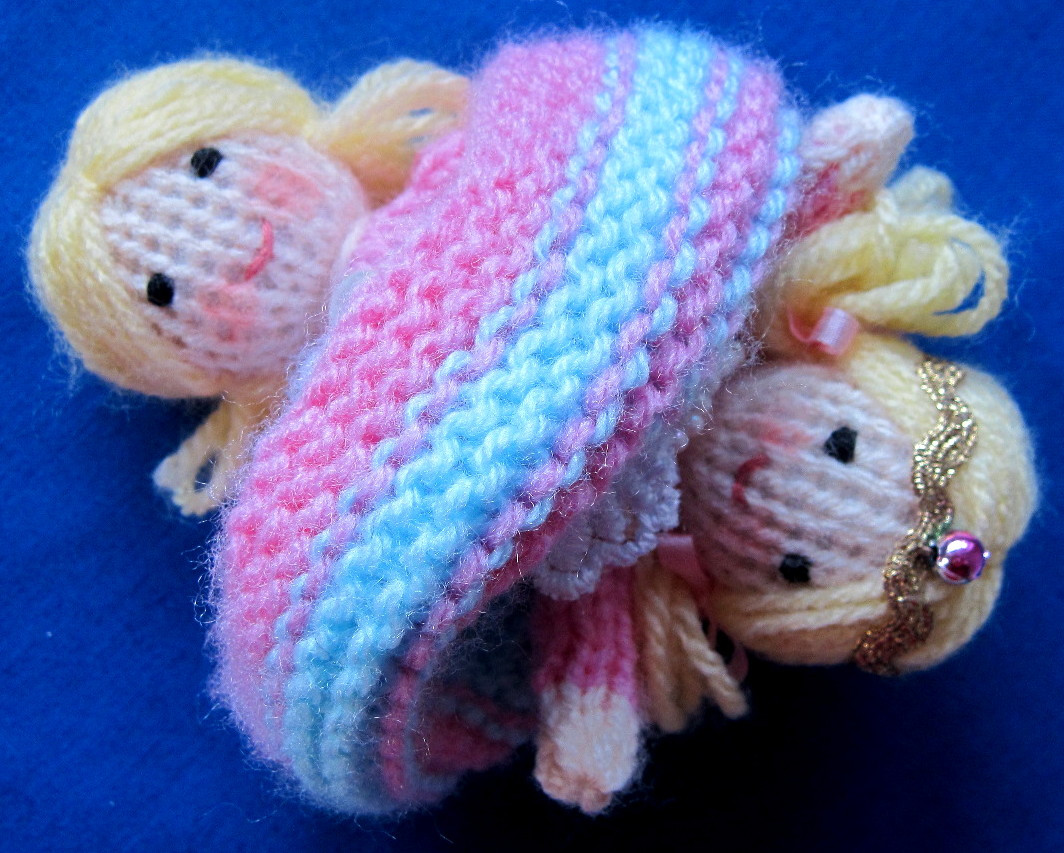 Knitting Patterns toys Unique Tiny topsy the tooth Fairy ⋆ Knitting Bee Of Amazing 41 Models Knitting Patterns toys