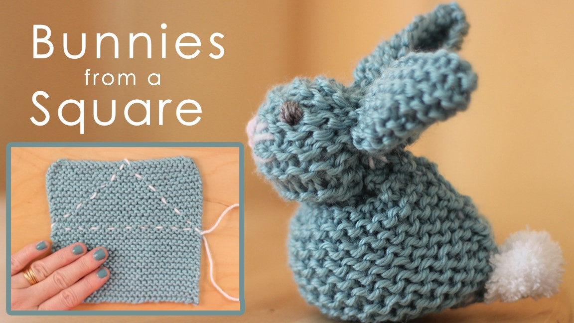 Knitting Project Ideas for Absolute Beginning Knitters