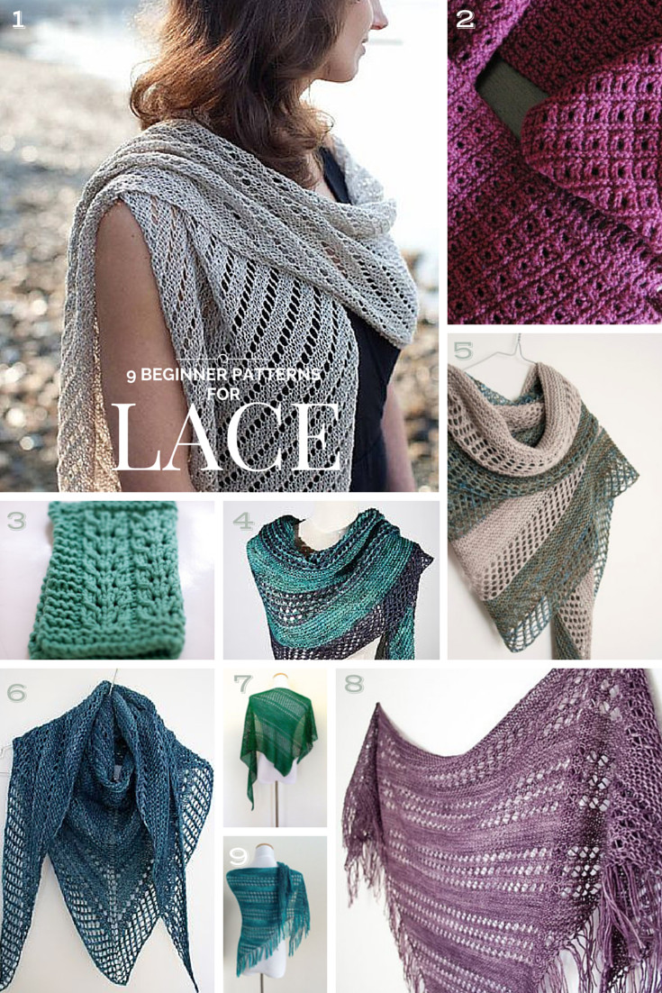 Knitting Projects Fresh 9 top Rated Lace Knitting Projects for Beginners Of Top 45 Ideas Knitting Projects