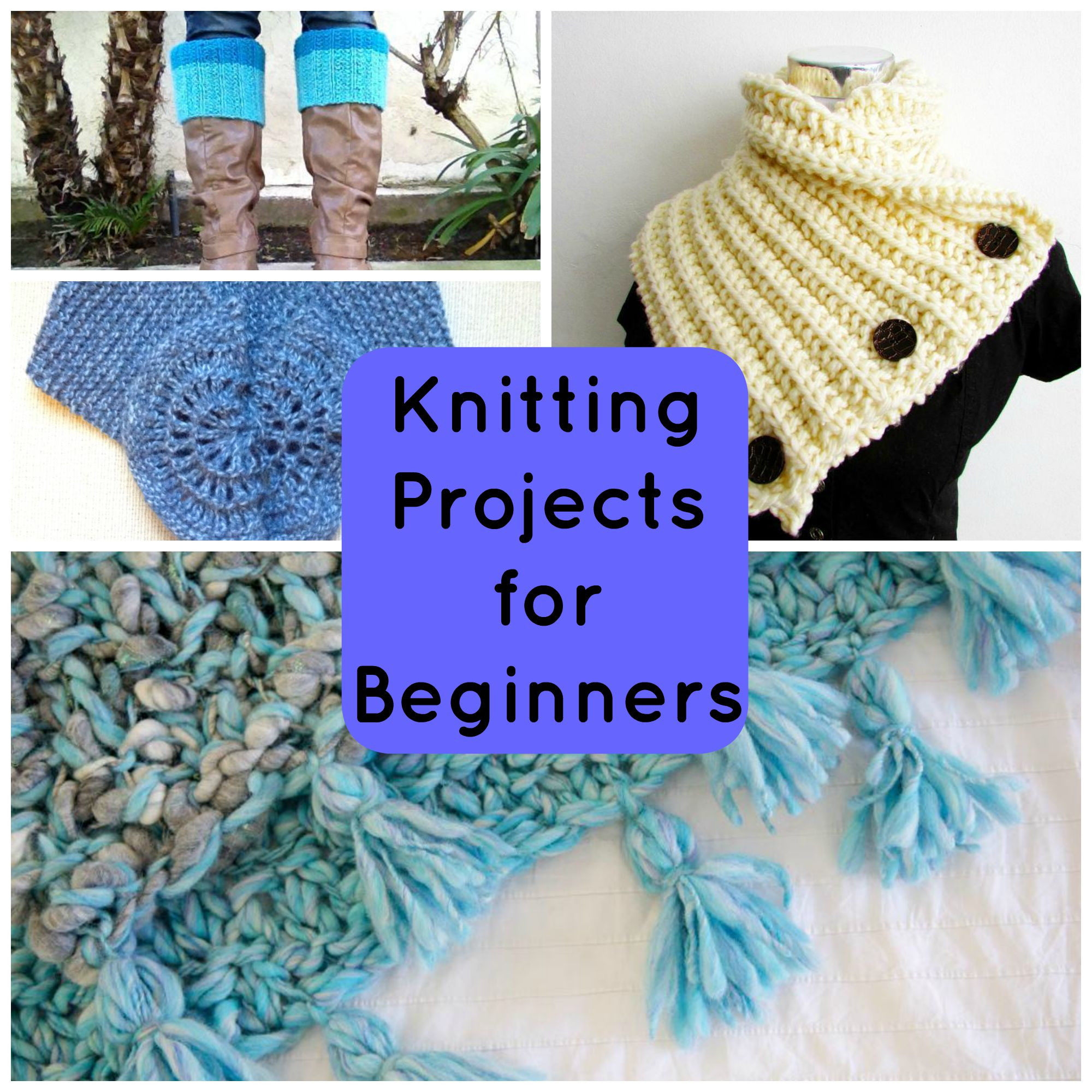 Knitting Projects Inspirational Not Boring Knitting Patterns for Beginners Of Top 45 Ideas Knitting Projects