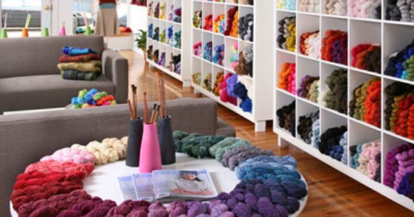 Knitting Shop Best Of Oh My Every Crocheter S Dream Room Of Awesome 50 Ideas Knitting Shop
