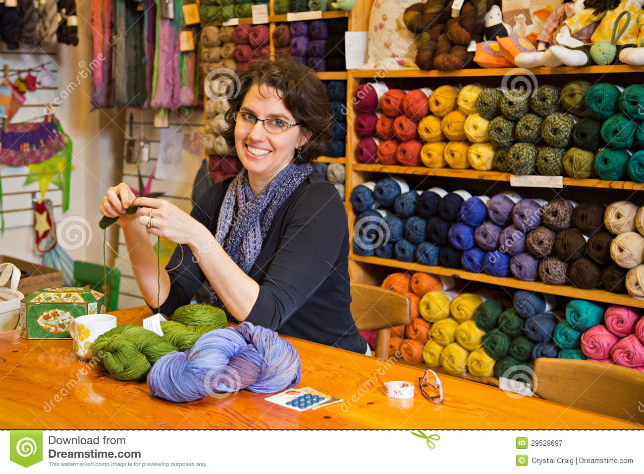Knitting Shop Inspirational Knitting In A Yarn Shop Royalty Free Stock Graphy Of Awesome 50 Ideas Knitting Shop