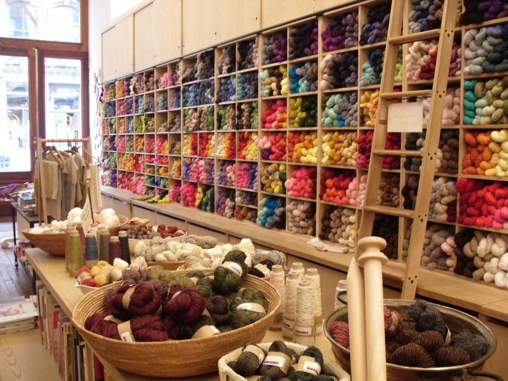 Knitting Shop Luxury A Yarn Lover's tour Of Nyc with Pickle Detour Of Awesome 50 Ideas Knitting Shop