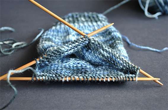 Knitting socks Elegant How to Knit Your First sock – Part 2 Of Gorgeous 44 Pictures Knitting socks