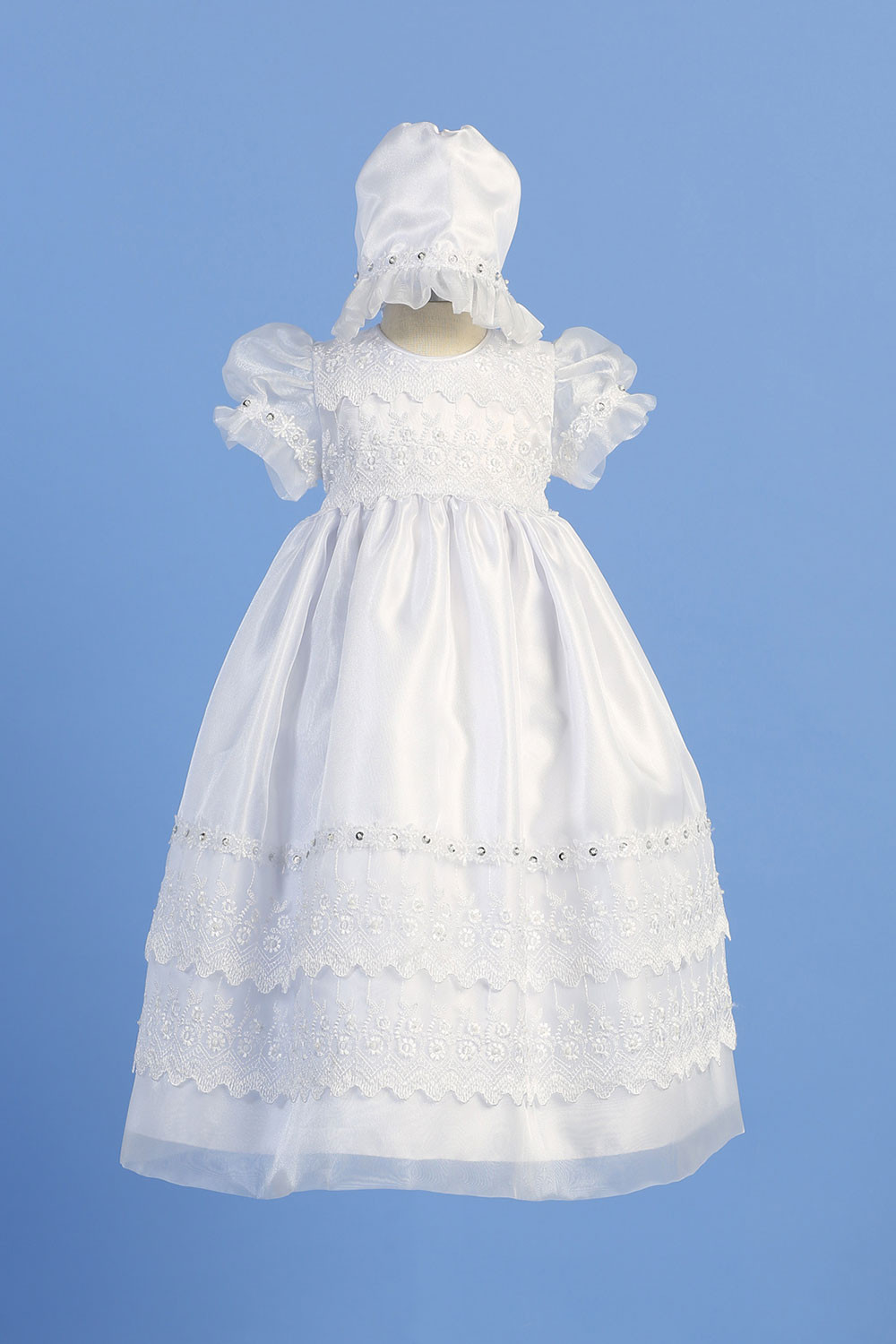 Lace Christening Dress Beautiful White Lace and organza Christening Gown Of Innovative 42 Images Lace Christening Dress