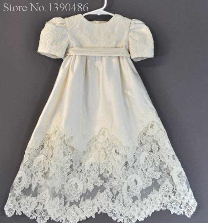 Lace Christening Dress Fresh Kv 1 Long Lace Baptism Dresses for Baby Girls and Boys Of Innovative 42 Images Lace Christening Dress