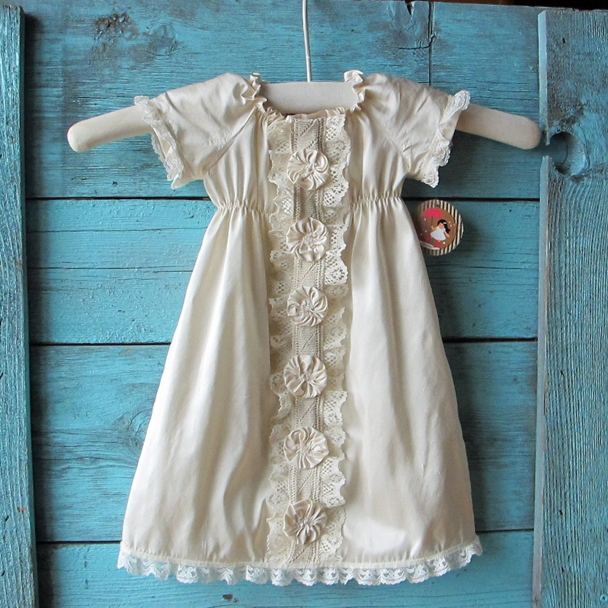 Lace Christening Dress Inspirational Dupioni Silk Baby Girl Baptism Dress Layla S Lace In Of Innovative 42 Images Lace Christening Dress