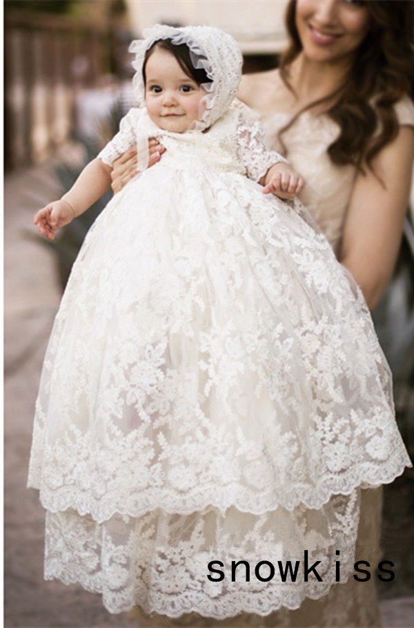 Lace Christening Dress Inspirational Popular Vintage Christening Gown Buy Cheap Vintage Of Innovative 42 Images Lace Christening Dress