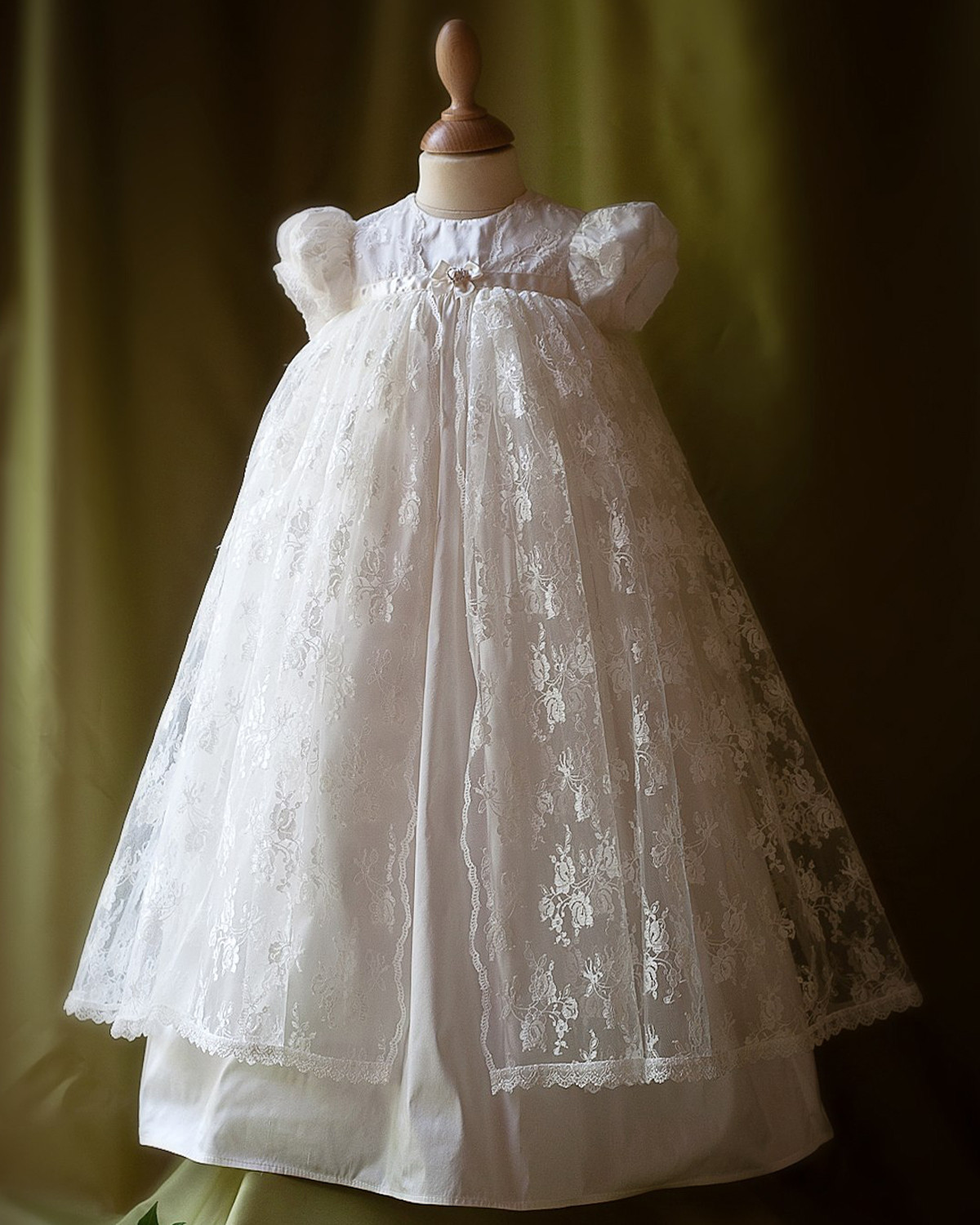 Lace Christening Dress Luxury Angels and Fishes Amelie Silk & Lace Christening Gown Of Innovative 42 Images Lace Christening Dress