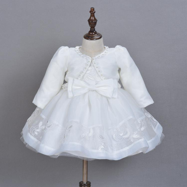 Lace Christening Dress Luxury Luxury Embroidery Lace Christening Gown Baby Girl Baptism Of Innovative 42 Images Lace Christening Dress