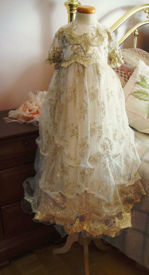 Lace Christening Dress New Baby Girl Christening Dress In Beaded Lace by Of Innovative 42 Images Lace Christening Dress
