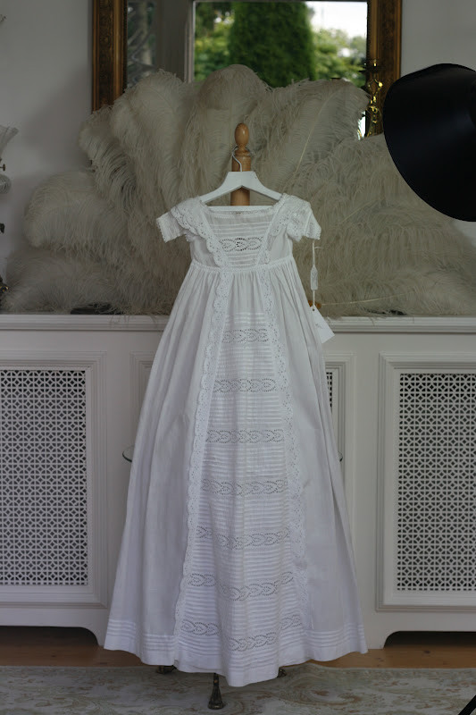 Lace Christening Dress New Rosemary Cathcart Antique Lace and Vintage Fashion Of Innovative 42 Images Lace Christening Dress