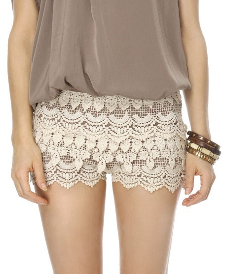 Lace Crochet Shorts New Lace or… Lotus Of Wonderful 49 Images Lace Crochet Shorts