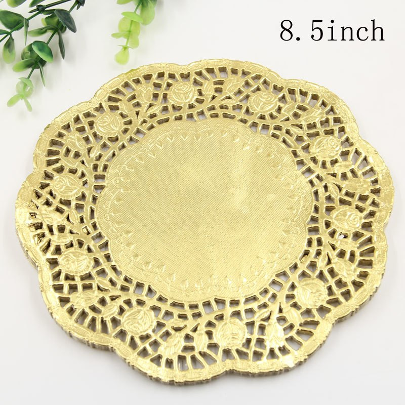 Lace Doilies Bulk Beautiful Line Buy wholesale Gold Doilies From China Gold Doilies Of Incredible 46 Images Lace Doilies Bulk