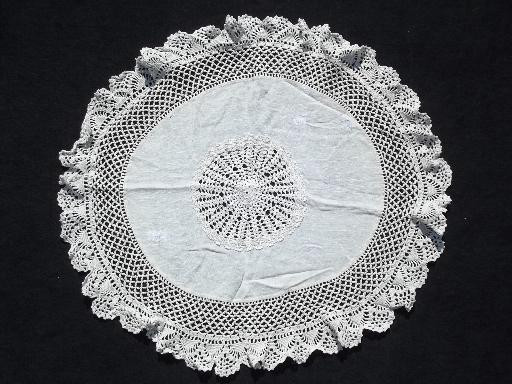 Lace Doilies Fabric Best Of 80 Vintage Doilies Cotton Fabric Doily Table Mats W Of Perfect 47 Ideas Lace Doilies Fabric
