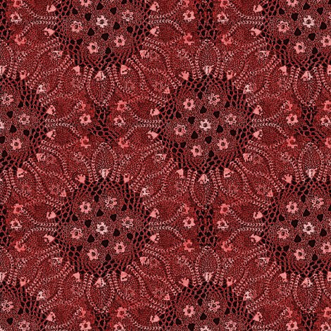 Lace Doilies Fabric Inspirational Doily Sunburst Fabric Nalo Hopkinson Spoonflower Of Perfect 47 Ideas Lace Doilies Fabric