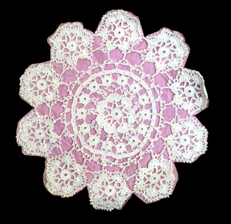 Lace Doilies Fabric Lovely Vintage Cream Intricate Round Lace Doily – as Time Goes by Of Perfect 47 Ideas Lace Doilies Fabric