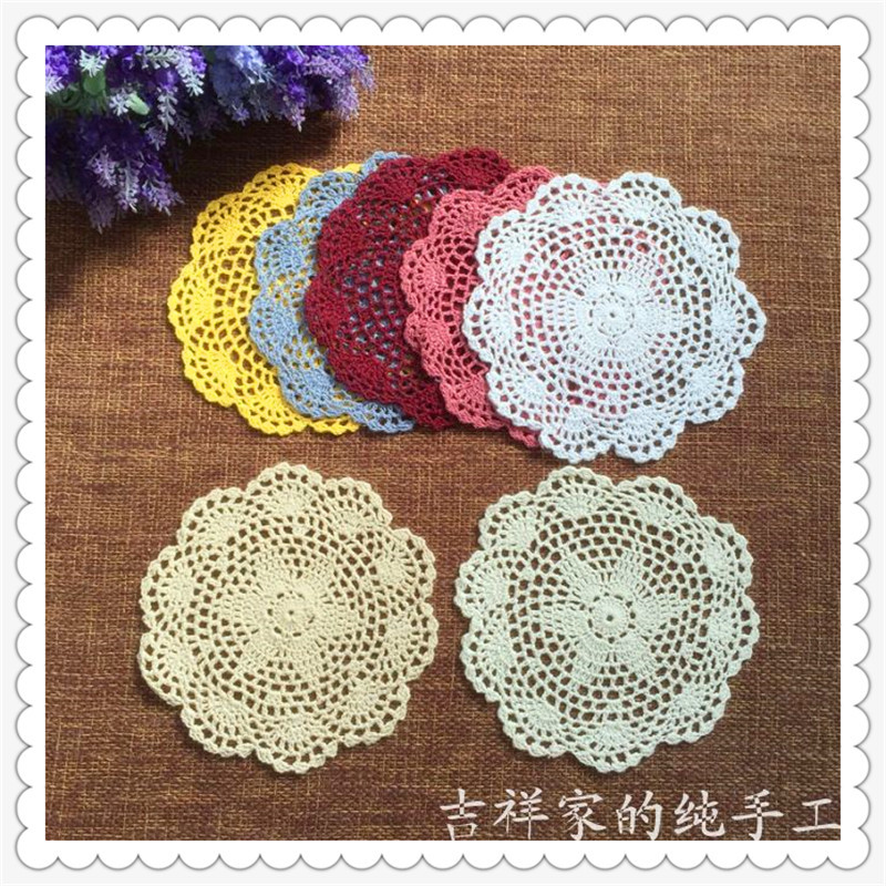Lace Doilies Fabric Luxury Free Shipping 12pic Lot 20cm Round Cotton Crochet Lace Of Perfect 47 Ideas Lace Doilies Fabric
