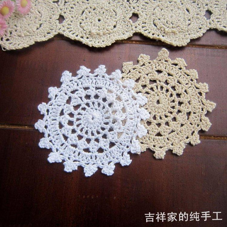 Lace Doilies Fabric Luxury Line Cheap 30picround Crochet Lace Felt Fabric Doilies Of Perfect 47 Ideas Lace Doilies Fabric