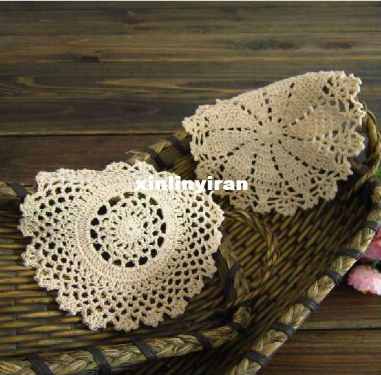 line Cheap Wholesale Cotton Fabric Lace Round