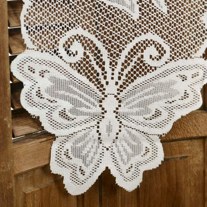 Lace Doilies Lovely Ivory Lace butterfly Doily Table Runner Crochet and Lace Of Fresh 41 Ideas Lace Doilies