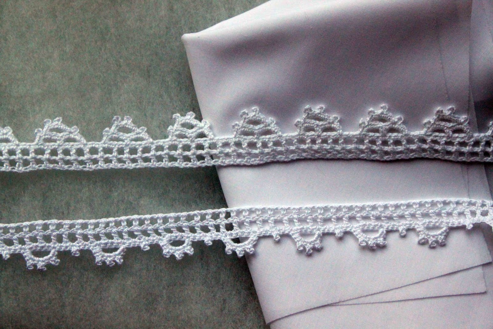 Lace Edging Inspirational Irish Crochet Edging Patterns – Easy Crochet Patterns Of Incredible 44 Ideas Lace Edging