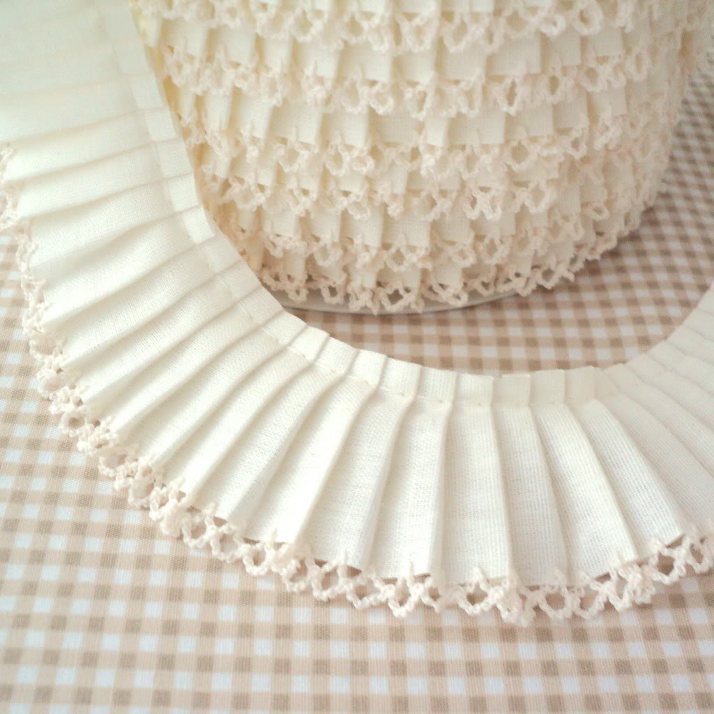 Lace Edging Lovely Plain Pleated Gathered Picot Lace Edge Fabric Trim Of Incredible 44 Ideas Lace Edging