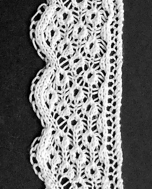 Lace Edging New 17 Best Images About Knit Edgings & Trim Patterns On Of Incredible 44 Ideas Lace Edging