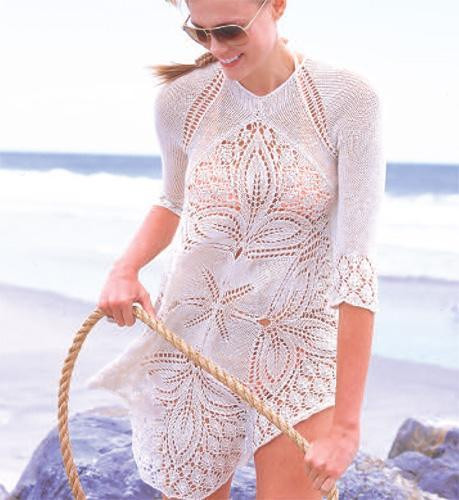 Beautiful Lace Knitting Patterns for Summer