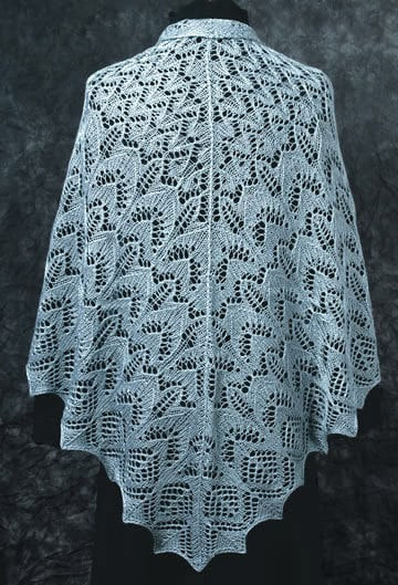 9 Super cool Lace Shawl Knitting Patterns Sizzle Stich