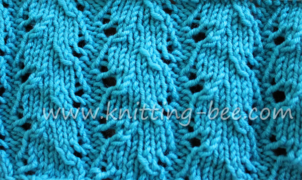 Lace Knitting Patterns New An Easy and Free Ribbed Lace Knitting Stitch You Ll Love Of Innovative 48 Pics Lace Knitting Patterns