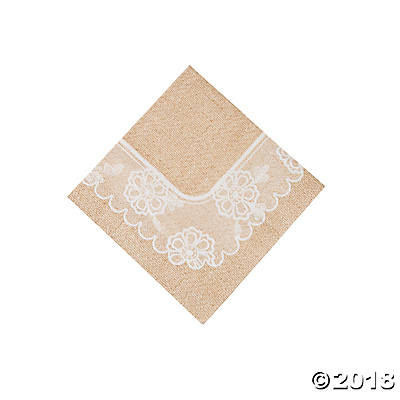 Lace Paper Napkins Elegant Burlap & Lace Beverage Napkins Of Contemporary 49 Images Lace Paper Napkins