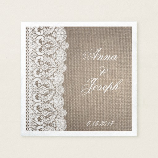 Lace Paper Napkins Fresh Burlap and Lace Napkins Paper Napkin Of Contemporary 49 Images Lace Paper Napkins
