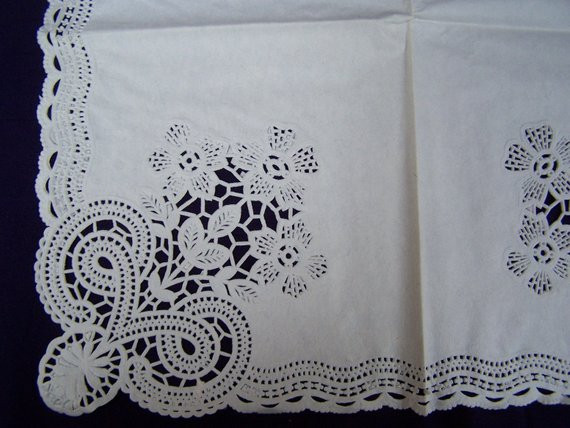 Lace Paper Napkins Lovely Devon Lace Paper Napkins In original Box England Of Contemporary 49 Images Lace Paper Napkins