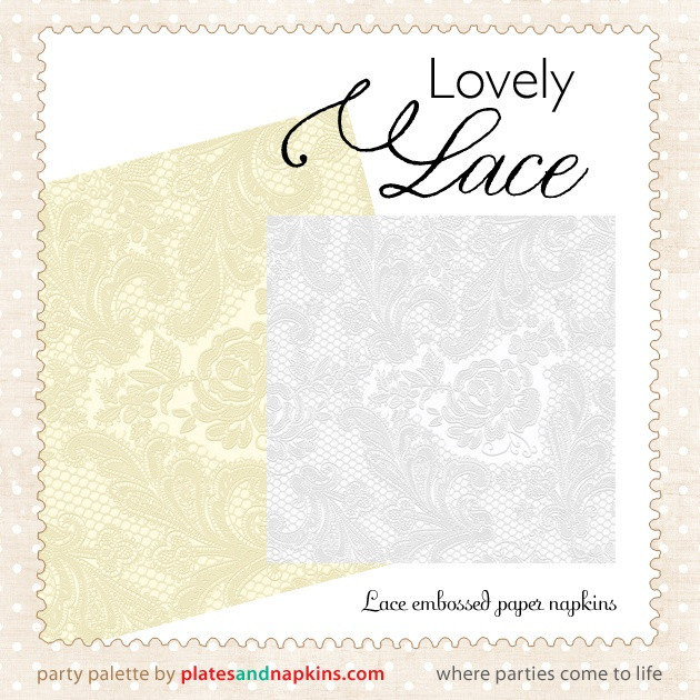 Lace Paper Napkins Lovely today We Received Our New Lace Embossed Paper Napkins In Of Contemporary 49 Images Lace Paper Napkins