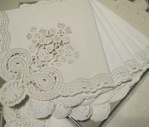 Lace Paper Napkins New Adventures In Mixed Media Oh so Pretty Paper Lace Of Contemporary 49 Images Lace Paper Napkins