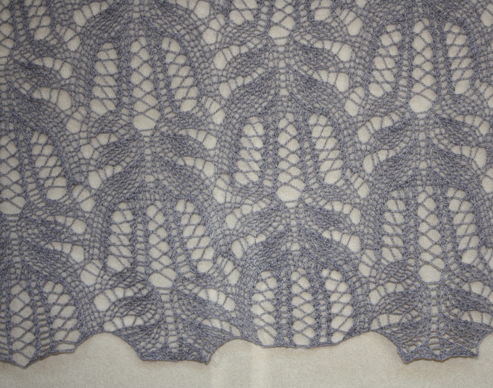 Lace Pattern Awesome All Knitted Lace Frost Flowers Lace Pattern Of Delightful 40 Images Lace Pattern