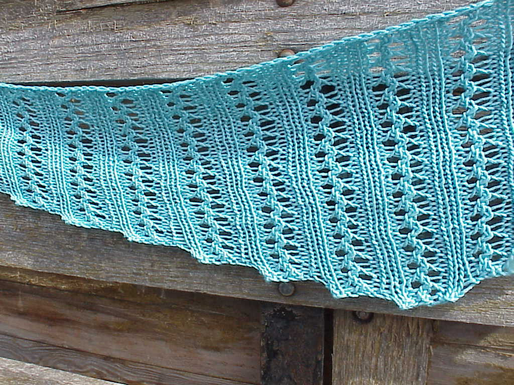 Lace Pattern Best Of Kriskrafter Free Knitting Pattern Wiggle Lace Scarf Of Delightful 40 Images Lace Pattern