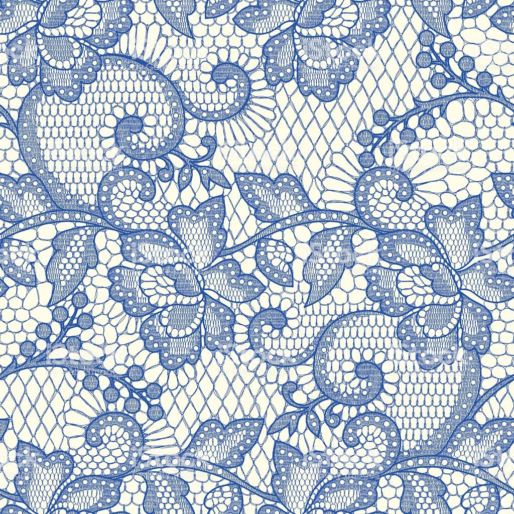Lace Pattern Lovely Blue Lace Seamless Pattern Stock Vector Art & More Of Delightful 40 Images Lace Pattern