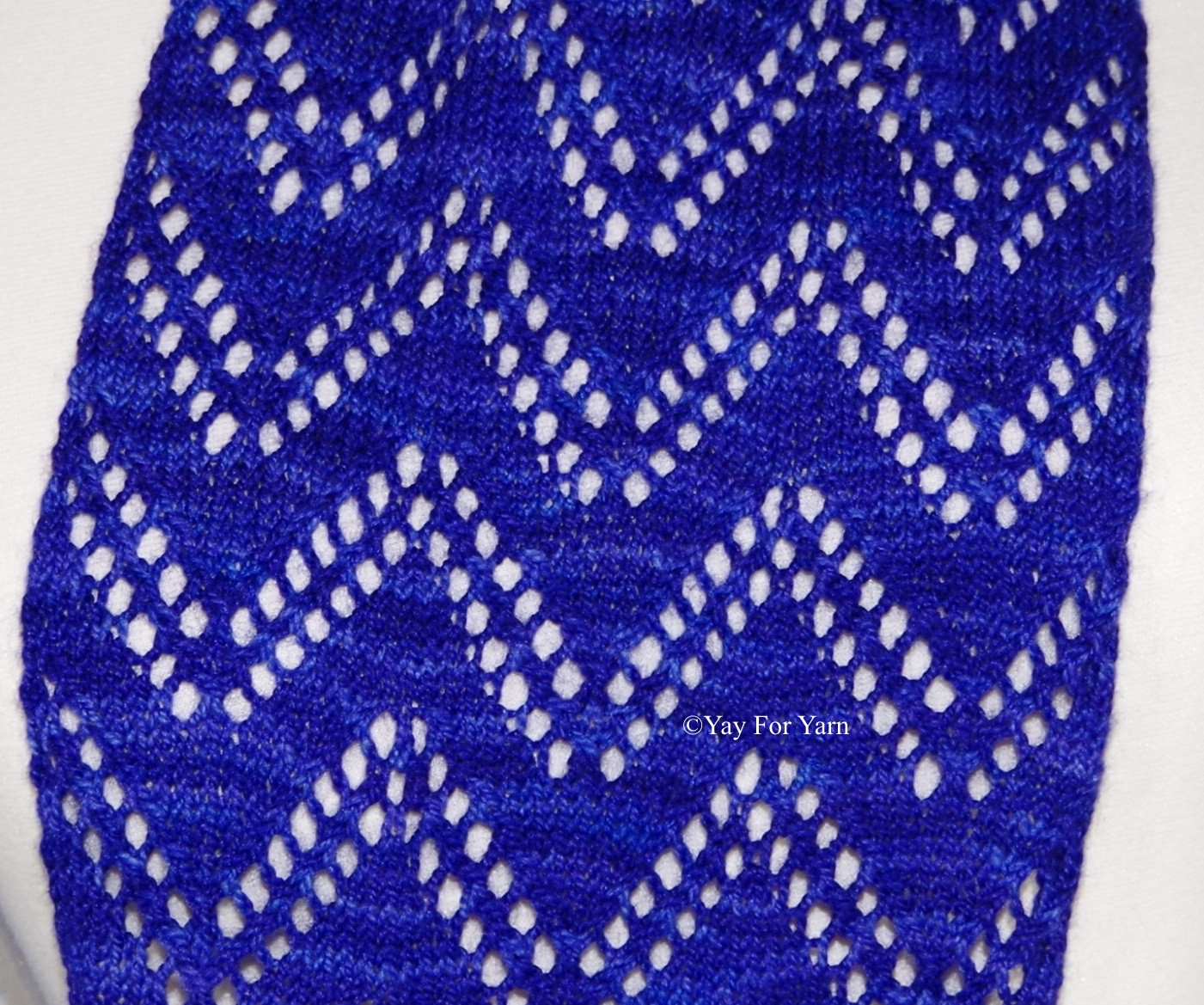 Lace Pattern Luxury Double Chevron Lace Scarf New Knitting Pattern by Yay Of Delightful 40 Images Lace Pattern