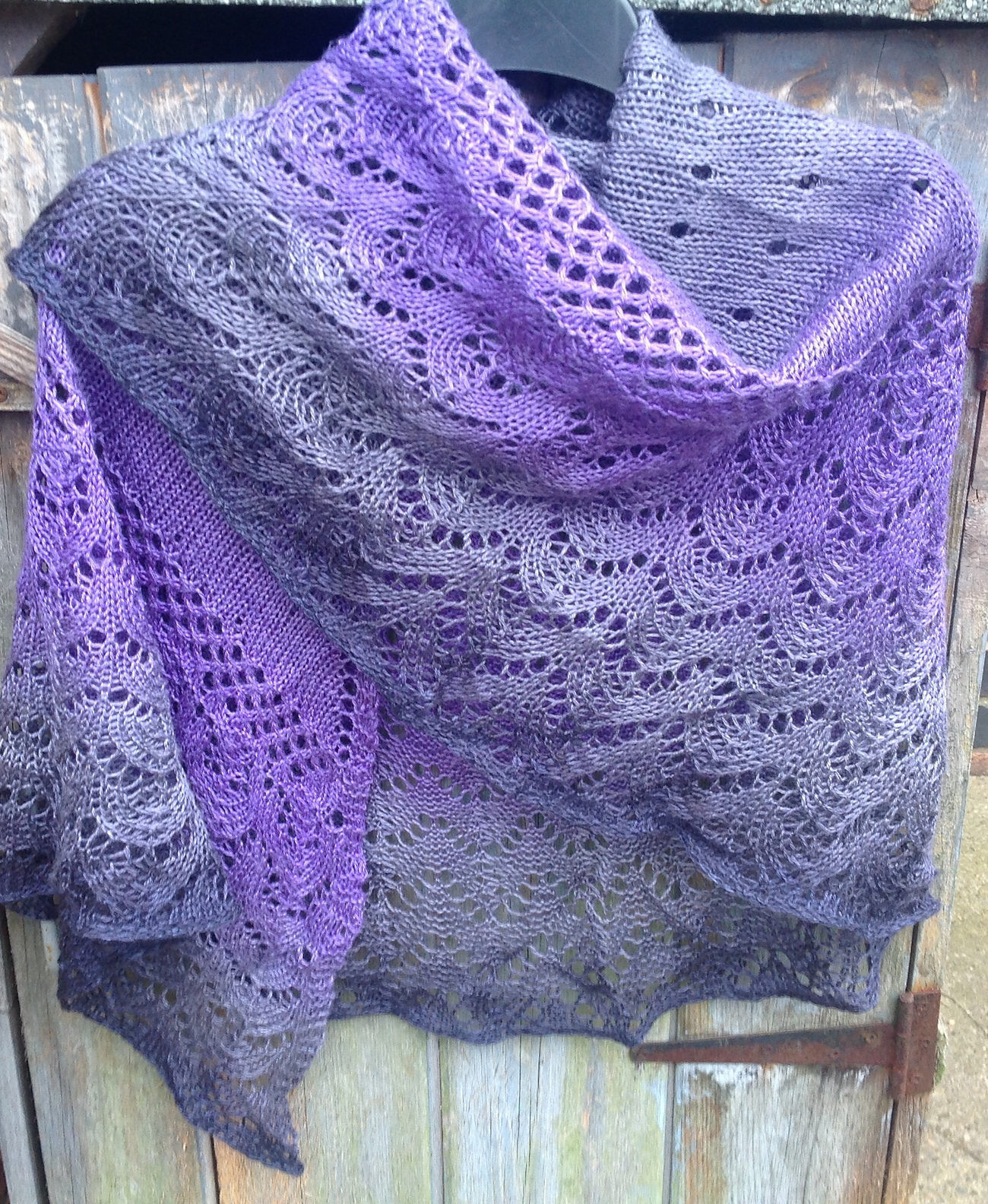e Skein Shawl Knitting Patterns