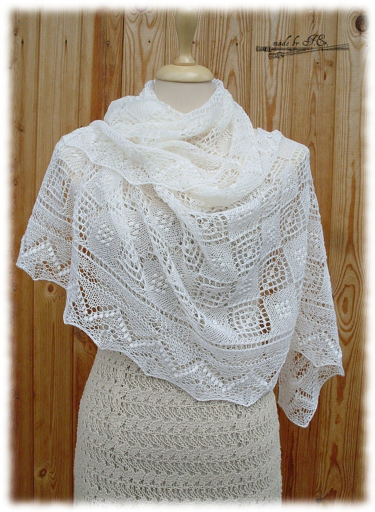 Lace Shawl Inspirational 17 Best Images About Knitted Lace Shawls On Pinterest Of Top 45 Pictures Lace Shawl