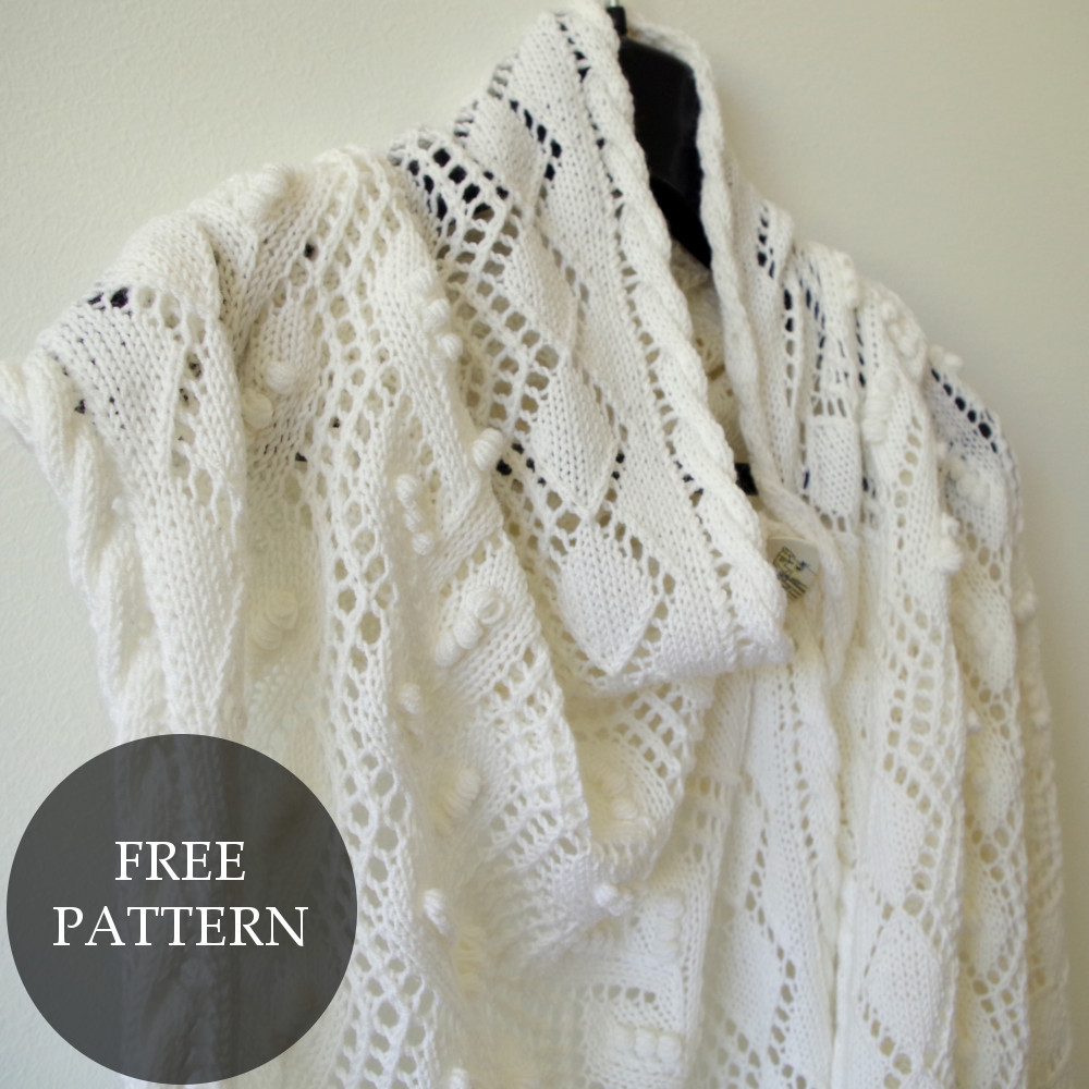 Lace Shawl Pattern Best Of Pattern for Mother's Day Lace Shawl Of Gorgeous 43 Models Lace Shawl Pattern