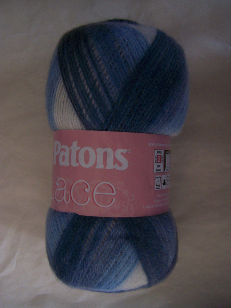 Lace Yarn Fresh Patons Lace Yarn Acrylic Mohair Wool 1 Skein 498 Yd Of Amazing 44 Pictures Lace Yarn