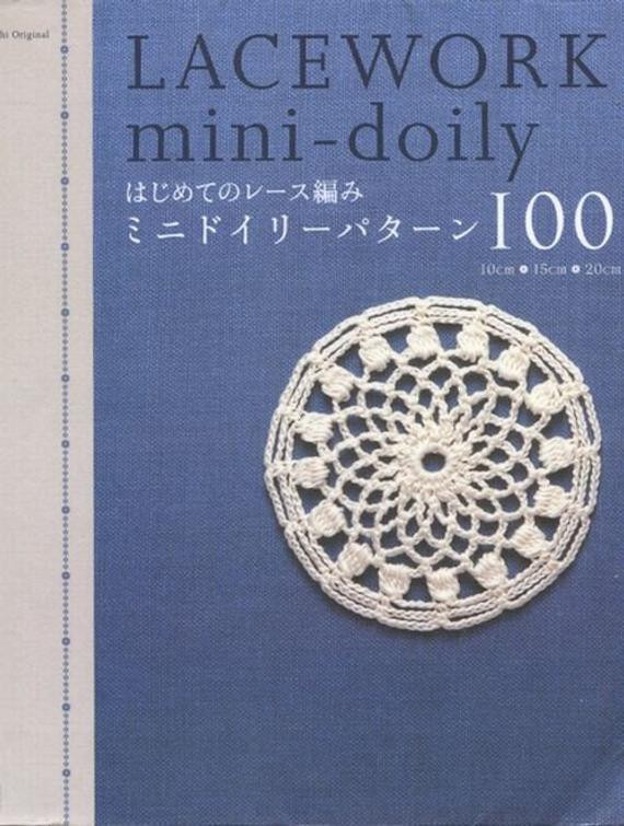 Lacework Crochet Awesome Lacework Mini Doily Pattern 100 Japanese Crochet Lace Of Brilliant 50 Pics Lacework Crochet