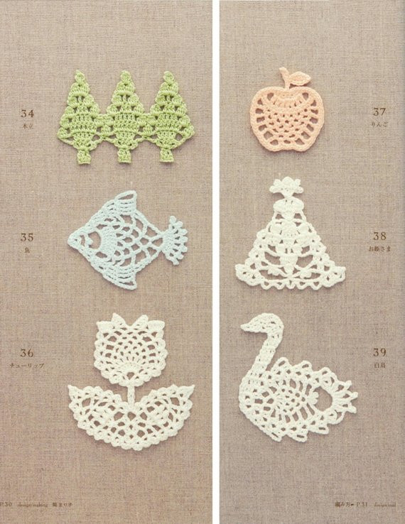 Lacework Crochet Beautiful Lacework Pineapple Crochet Patterns 100 Motifs Japanese Of Brilliant 50 Pics Lacework Crochet