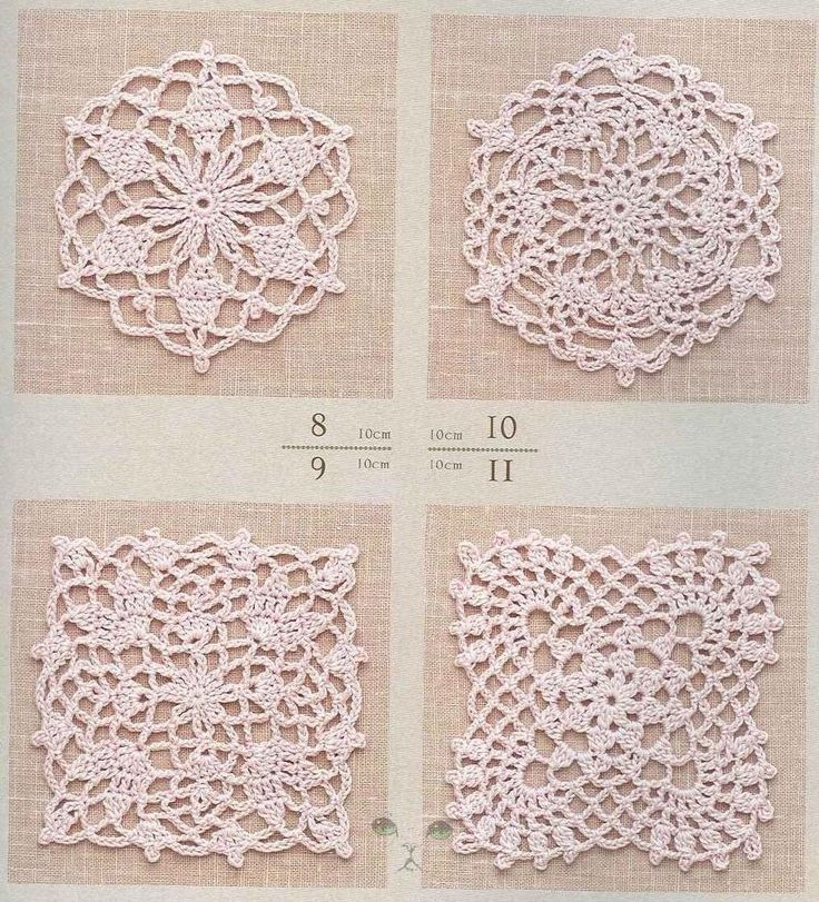 359 best Scans Japanese Crochet Books images on Pinterest