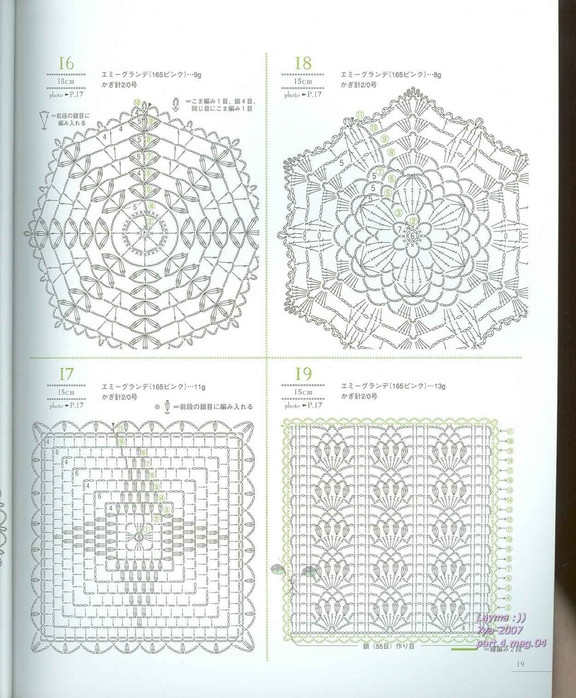 Lacework Crochet Best Of Lace Work Four Seasons 100 Crochet Magazine Of Brilliant 50 Pics Lacework Crochet